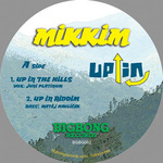 MIKKIM - Up In (Front Cover)