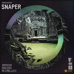 SNAPER - King Donk (Front Cover)