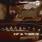 INF & THESYS - Remote Control EP (Front Cover)
