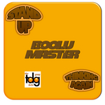 BOOLU MASTER - Stand UP (Front Cover)