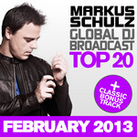 Global DJ Broadcast Top 20 February 2013