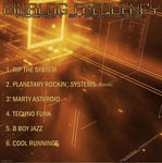 BINALOG FREQUENCY - Rockin' Systems EP (Back Cover)