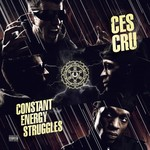 CES CRU - Constant Energy Struggles (Deluxe Edition) (Front Cover)