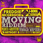 Di Genius & Liondub Present Moving Riddim Jungle Refixes