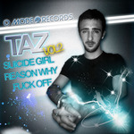 DJ TAZ - Suicide Girl (Front Cover)