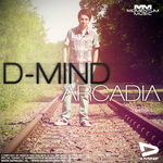 D MIND/VARIOUS - Arcadia (Front Cover)