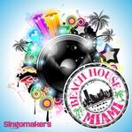Miami Beach House (Sample Pack WAV/APPLE/LIVE/REASON)