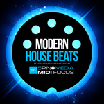 MIDI Focus: Modern House Beats (Sample Pack WAV/MIDI)
