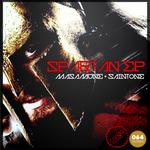 MASAMUNE/SAINTONE - Spartan EP (Front Cover)