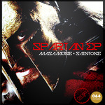 MASAMUNE/SAINTONE - Spartan EP (Back Cover)