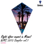 Right After Sunset In Miami (WMC 13 Smplr Vol 1)