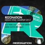 Rezonation - Miami WMC Sampler 2013