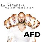 LA VITAMINA - Melting Reality EP (Front Cover)