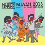 100% Pure Miami 2013 (unmixed tracks)