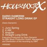DAMERINI, Dario - Straight Long Drink (Front Cover)