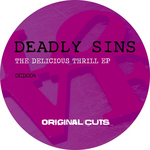 DEADLY SINS - The Delicious Thrill EP (Front Cover)