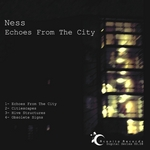 NESS - Echoes From The City (Front Cover)