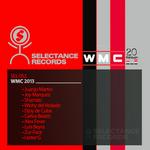VARIOUS - Selectance WMC 2013 (Front Cover)