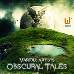 VARIOUS - Obscural Tales (Front Cover)