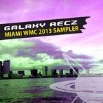 VARIOUS - Galaxy Recz Miami WMC 2013 Sampler (Front Cover)