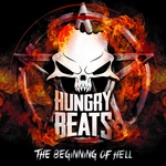 HUNGRY BEATS - The Beginning Of Hell (Front Cover)