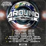 JOSEPH M/KEVIN/KROCRO - Around To techno (Front Cover)
