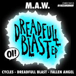 MAW - Dreadfull Blast EP (Front Cover)