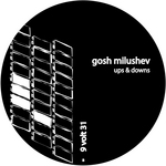 MILUSHEV, Gosh - Ups & Downs (Front Cover)
