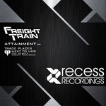 FREIGHT TRAIN - Trade Places (Front Cover)