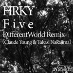 HRKY - Five EP (Front Cover)