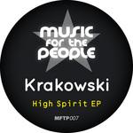 KRAKOWSKI - High Spirit EP (Front Cover)