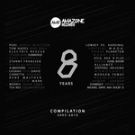 8 Years Of Amazone (Compilation 2005-2013)