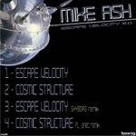 ASH, Mike - Escape Velocity ep (Back Cover)