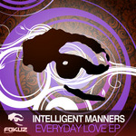 Intelligent Manners - Everyday Love EP (Front Cover)