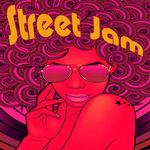 VARIOUS - Street Jam Vol 4 (Back Cover)