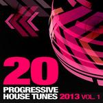 20 Progressive House Tunes 2013 Vol 1