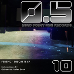 FERENC - Discrete EP (Front Cover)