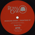 HEADLESS GHOST - Frontend EP (Front Cover)