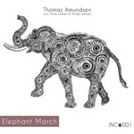 AMUNDSEN, Thomas - Elephant March (Front Cover)