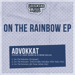 ADVOKKAT - On The Rainbow EP (Front Cover)
