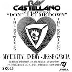 Don't Let Me Down (The remixes)