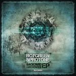 ROYGREEN/PROTONE - Backyard Grooves EP (Front Cover)