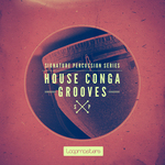 Signature Percussion: House Conga Grooves (Sample Pack WAV/APPLE)