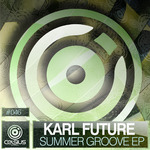 FUTURE, Karl - Summer Groove EP (Front Cover)