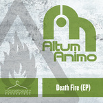 ALTUM ANIMO - Death Fire EP (Front Cover)