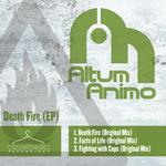 ALTUM ANIMO - Death Fire EP (Back Cover)