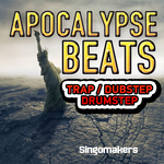 Apocalypse Beats: Trap Dubstep Drumstep (Sample Pack WAV/APPLE/LIVE/REASON)