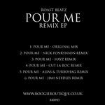 ROAST BEATZ feat MYS DIGGI - Pour Me Remix EP (Back Cover)