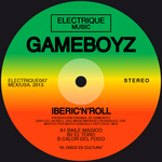 GAMEBOYZ - Iberic N Roll (Front Cover)