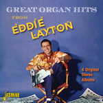 Great Organ Hits From: Four Original Stereo Albums